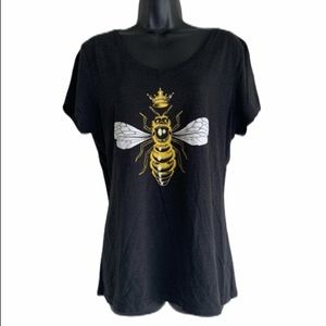 District Made Queen Bee Graphic Tee